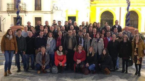 Caraballo apuesta por «ahondar en el municipalismo» para volver a ganar las elecciones
