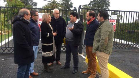 """PSOE critica """"la insensibilidad"""" del Gobierno por el cierre temporal del parador de Ayamonte, que es """"rentable"""""""