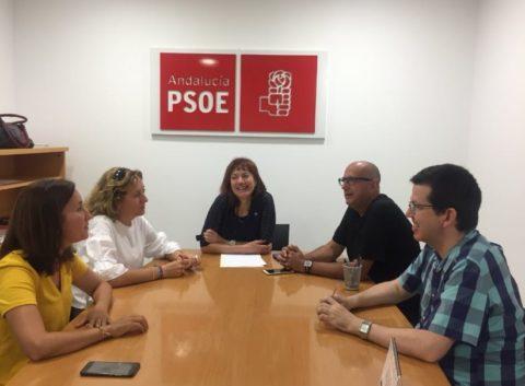 Natalia Santos candidata a la alcaldía en Ayamonte