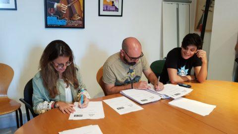 La Agrupación Local del PSOE de Ayamonte y ADELANTE AYAMONTE acuerdan la investidura de Natalia Santos