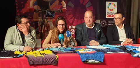 """LA ALCALDESA DE AYAMONTE PARTICIPÓ EN LA PRESENTACIÓN DE LA OCTAVA EDICIÓN DE LA """"HUELVA EXTREMA 2020"""" EN FARO"""